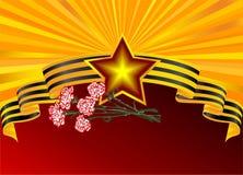 Symbols of victory. Royalty Free Stock Image