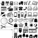 symbolsrengöringsduk Arkivbild