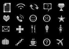 Symbolssatsen Arkivfoton