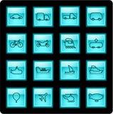 symbolstransport Arkivfoton