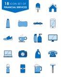 Symbolsuppsättning för hem- anordningar vektor illustrationer