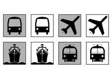 symboltrans. Arkivbilder