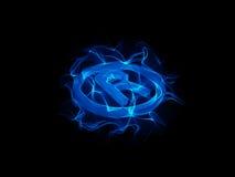 symbolu rejestrowy znak firmowy Zdjęcie Royalty Free