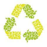 symbolu reuse, zmniejsza ikonę i przetwarza ilustracji