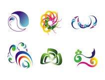 symbolu wektor Obrazy Royalty Free