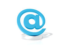 Symbool van e-mail Royalty-vrije Stock Afbeelding