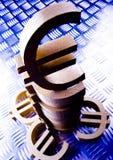 Symbool van Europa Royalty-vrije Stock Foto