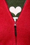 Symbool van hart Royalty-vrije Stock Foto's
