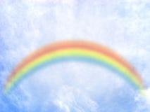 Symbool van hoop en vrede Stock Afbeeldingen