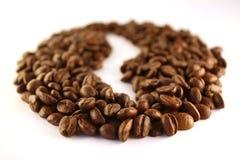 Symbool van koffie Royalty-vrije Stock Foto's