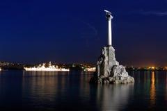 Symbool van Sebastopol royalty-vrije stock fotografie