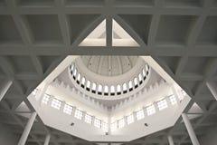 Symetrii architektura Zdjęcia Royalty Free