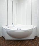 symetryczny łazienka widok fotografia stock