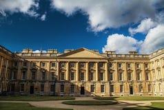 Symetryczny uniwersytet oksford zdjęcia royalty free