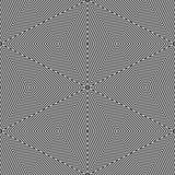 symetrycznych sztuk 06 kształtów bezszwowych Fotografia Stock