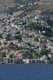 Symi Grecka wyspa zdjęcia stock