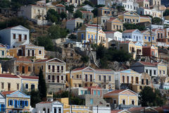 Symi, Greece Stock Image