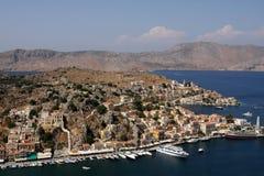 Symi, Greece Royalty Free Stock Photography