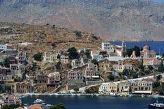 Symi, Greece Royalty Free Stock Photo