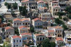 Symi, Greece Stock Photography