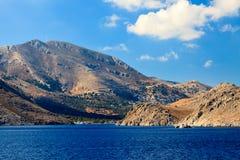 Symi Griekenland Royalty-vrije Stock Afbeeldingen