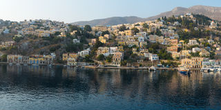 Symi island Greece Stock Images