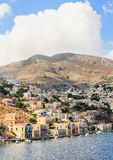 Symi Island. Greece Royalty Free Stock Image
