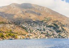 Symi Island. Greece Royalty Free Stock Photography