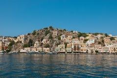 Symi Island, Greece, Dodecanese Stock Photography