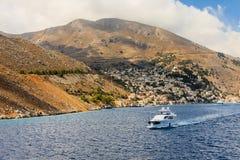 Symi Island. Greece Stock Photography