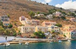 Symi Island. Greece Stock Image