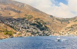 Symi Island. Greece Stock Photos