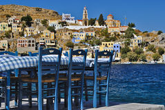 Symi island Stock Photography