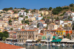 Symi Stock Photo
