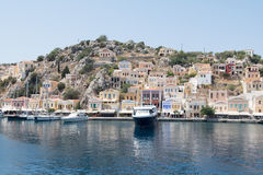 Symi / Simi Island Stock Photo