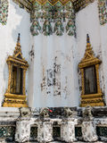 Symmeticalness innerhalb Pho-Tempels Lizenzfreies Stockfoto