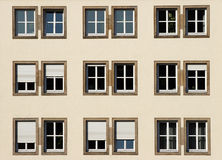 symmetri Arkivbilder
