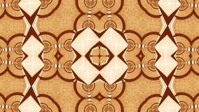 Symmetric background pattern Stock Photography