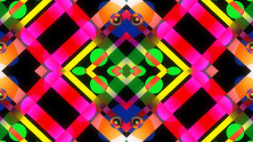 Symmetric background pattern Stock Images