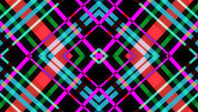 Symmetric background pattern Royalty Free Stock Image