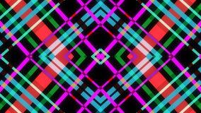 Symmetric background pattern Royalty Free Stock Image