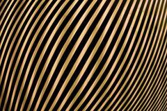 Symmetric bars Stock Images