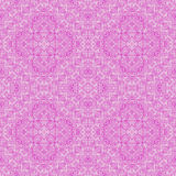 Symmetric design - seamless pattern. Royalty Free Stock Images