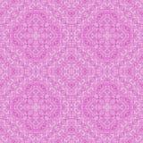 Symmetric design - seamless pattern. Pink repeating symmetric design - seamless pattern Royalty Free Stock Images