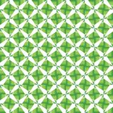 Symmetric Green Pattern Royalty Free Stock Photography