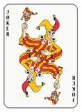 Symmetric Joker Royalty Free Stock Photo