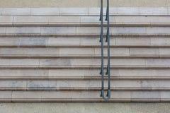 Symmetric schodki od above zdjęcia royalty free