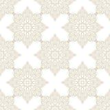 Symmetric seamless pattern Stock Photo