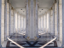 Symmetrical Architecture Royalty Free Stock Images
