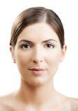 Symmetrical face royalty free stock image